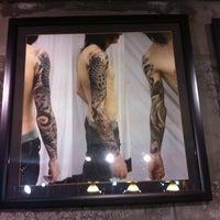 Photo taken at Shanghai Tattoo by Kotiki M. on 2/14/2014
