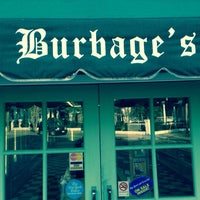 Photo taken at mr. burbage's by Forrest P. on 11/12/2013