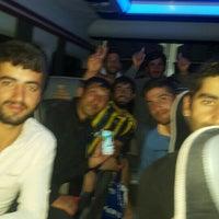 Photo taken at Karamanoğlu Mehmet Bey Spor Tesisleri by Fazıl K. on 10/9/2016