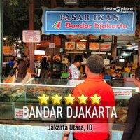 Photo taken at Bandar Djakarta by Yora M. on 4/20/2013