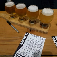 Photo taken at Barebottle Brewing Company by Justin F. on 1/22/2017