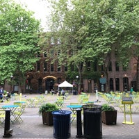Photo taken at Pioneer Square by Rohan M. on 6/21/2017