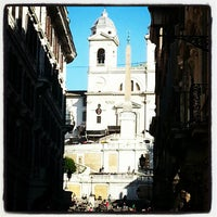 Foto scattata a Via dei Condotti da Alex2000 P. il 11/16/2012