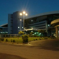 Photo taken at Aeroporto Internacional do Recife / Guararapes (REC) by Alan B. on 5/20/2013