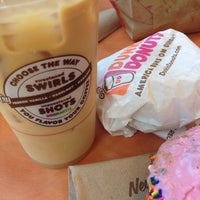 Photo taken at Dunkin Donuts by Emmanuel R. on 9/15/2014