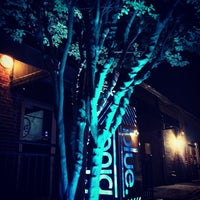 Photo taken at Blue Tapas Bar & Cocktail Lounge by Filip R. on 4/24/2014