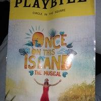 Foto diambil di Circle in the Square Theatre oleh Filip R. pada 7/7/2018