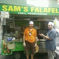 Photo taken at Sam's Falafel by Vimal Atreya R. on 9/8/2016