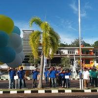 Photo taken at Kanwil BRI Jayapura by bakshrini . on 11/21/2017