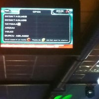 Photo taken at Go Planet Bowling by Nermin E. on 3/7/2016