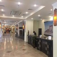 Photo taken at Ramada Tashkent Hotel by Maxim K. on 5/6/2016