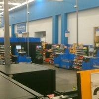 Photo taken at Walmart Supercenter by Bruce C. on 1/25/2013