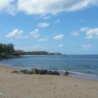 Снимок сделан в Escambron Beach пользователем Missy A. 10/27/2012