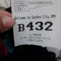 Photo taken at Department of Motor Vehicles - State Of NY by Mylinda B. on 11/12/2013