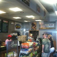 Photo taken at Larry's Giant Subs by Rick Jr .. on 11/3/2012