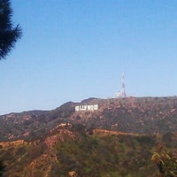Photo taken at Hollywood Sign View by GaDina on 2/11/2013