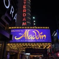 Foto tomada en Aladdin @ New Amsterdam Theatre por Takashi S. el 9/15/2018