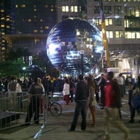 Photo taken at David Pecaut Square by Jennifer C. on 6/19/2013