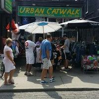 Photo taken at Urban Catwalk by Jennifer C. on 7/12/2014