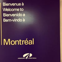 Photo prise au Aéroport international Pierre-Elliott-Trudeau de Montréal (YUL) par Aimless A. le11/12/2012
