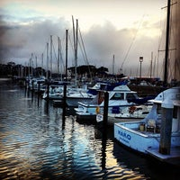 Photo taken at SF Marina Yacht Harbor by Kevin on 8/26/2013