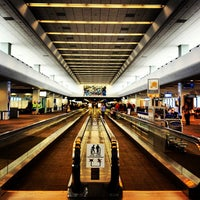 Photo taken at San Francisco International Airport (SFO) by Kevin on 7/19/2013