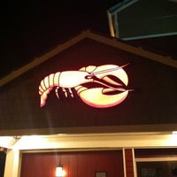 Photo taken at Red Lobster by Used Car Ricky on 3/14/2013