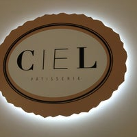 Photo taken at Ciel Pâtisserie by Andrew L. on 3/12/2013