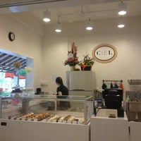 Photo taken at Ciel Pâtisserie by Andrew L. on 10/5/2012