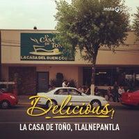 Photo taken at La Casa de Toño by WILLY Z. on 6/9/2013
