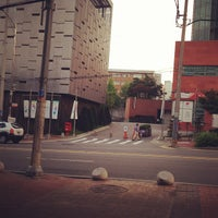 Photo taken at Soongsil University by 경원 양. on 6/1/2013