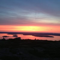 Photo taken at Cadillac Mountain by Rick N. on 6/22/2013