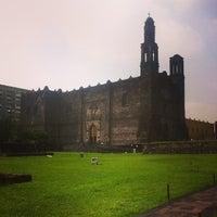 Foto tomada en Zona Arqueológica Tlatelolco por Fernanda S. el 7/14/2013