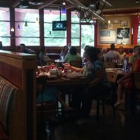 Photo taken at Red Robin Gourmet Burgers by Michelle F. on 7/13/2013