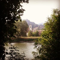 Photo taken at Lungo Po Antonelli by Nimea B. on 7/6/2013