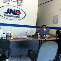 Photo taken at JNE by Rebellion V. on 3/20/2013