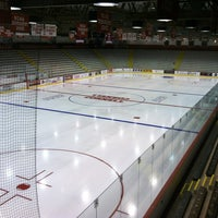 Photo taken at Lynah Rink by Shanna S. on 12/21/2012