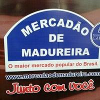 Foto tirada no(a) Mercadão de Madureira por Bianca L. em 3/16/2013