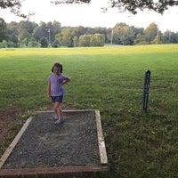 Photo taken at Chuchville 6 Disc Golf Course by Travis G. on 8/22/2017