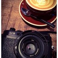 3/10/2014にAtomoがOnibus Coffeeで撮った写真