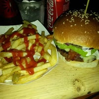 Photo taken at Just Burgers by Luis Gerardo C. on 8/21/2015