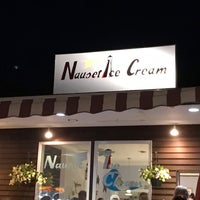 Photo taken at Nauset Ice Cream by Sven on 8/17/2017
