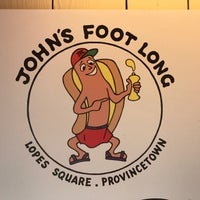 Photo taken at Johns Foot Long by Sven on 8/18/2017