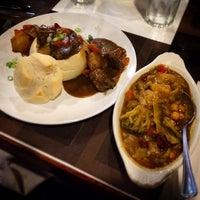 Photo taken at Karoo Restaurant by Sven on 8/7/2014