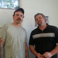 Photo taken at A & S Custom Welding and Paint by Aaron C. on 6/6/2013