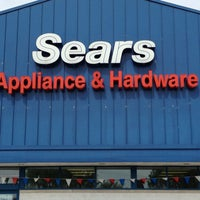 Photo taken at Sears Appliance and Hardware Store - Closed by Kyle H. on 5/3/2013