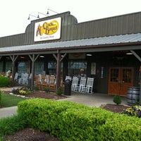 Photo taken at Cracker Barrel Old Country Store by Daniel D. on 4/19/2013