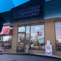 Photo taken at Dunkin Donuts by Jozef B. on 12/1/2013