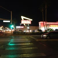 Photo taken at In-N-Out Burger by josh d. on 11/24/2012