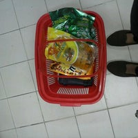 Photo taken at Carrefour by Yaya A. on 5/6/2013
